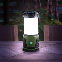 The 300 Lumens Mosquito Repelling Lantern - Hammacher Schlemmer