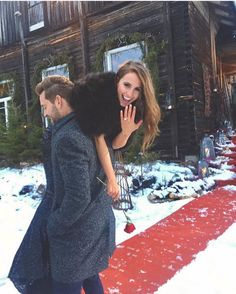 "15.8k Likes, 59 Comments - Fantasy Wedding (@_fantasywedding) on Instagram: ""Cannot get enough of these two! Congratulations @vanessagrimaldi30 & @nickviall 💍🌹❄️ tag your girls…"""