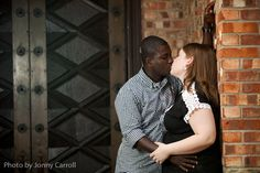 Biracial couples engagement photo ideas