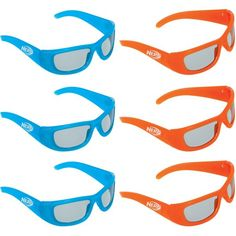 Pick a side and fight with style wearing these Blue & Orange Nerf Headbands. These soft fabric headbands come in orange and blue and feature the Nerf logo printed in white. Indoor Birthday, Nerf Birthday Party, Birthday Party Games For Kids, Nerf Party, 8th Birthday, Birthday Ideas, 21st Party, Teenage Party Games, Beach Party Games