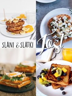 Ko je raspoložen za tost? U novom broju donosimo vam nekoliko ideja za slane i slatke varijante: http://mezze.rs/februar-2015/ str. 9-19.