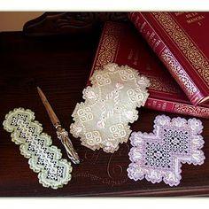 Legado (Hardanger embroidery): Nordic Needle
