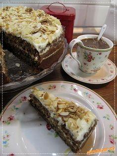 Už dlouho mám vyhlídnutý recept na Mrkvový dort.<br>Samozřejmě jako obvykle, jsem si recept přizpůso...