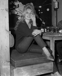 """""""Every age can be enchanting, provided you live within it."""" -Brigitte Bardot"""
