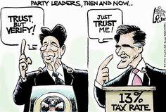 Campaign 2012 Cartoons