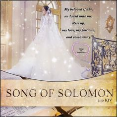 Song of Solomin 2:10