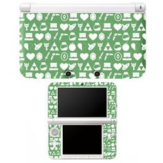 It was a major bummer  when I wasn't able to get the Link between worlds inspired 3DS XL. But this sticker decal would surely cure me of my zelda doldrums :)  ( The Legend Of Zelda Inspired 3DS XL Skin Decal Sticker by Steaminc, £6.99)