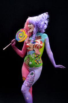 World Body Painting Festival, Austria