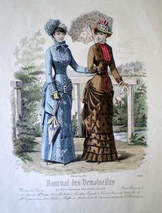1882 Journal des Demoiselles