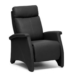 Baxton Studio Sequim Modern Recliner Club Chair Black >>> Details can be found by clicking on the image.Note:It is affiliate link to Amazon.
