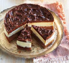 Ovocná terina, Míša dort nebo bábovka. S jogurtem je mlsání zdravější - iDNES.cz Tiramisu, Cheesecake, Pie, Ethnic Recipes, Food, Torte, Cake, Meal, Cheesecakes