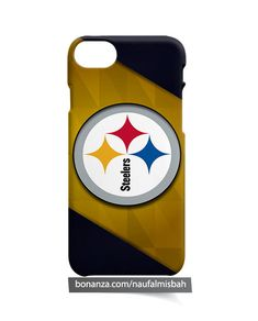 Pittsburgh Steelers Design #1 iPhone 5 5s 5c 6 6s 7 8 + Plus X Case Cover