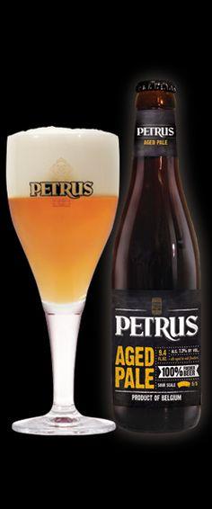 Petrus Aged Pale Ale, gedronken op oudejaar 2016 met een lekkere kalkoenrollade, mooie match :-)