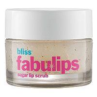 Bliss - Fabulips Sugar Scrub in  #ultabeauty