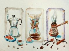 Hey, I found this really awesome Etsy listing at https://www.etsy.com/ru/listing/461357100/coffee-styles-original-watercolor-a4
