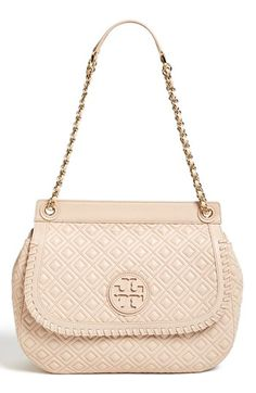 Tory Burch 'Marion' Quilted Shoulder Bag available at #Nordstrom