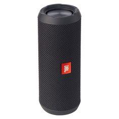 Jbl Flip 3 Splashproof Bluetooth Speaker - Black