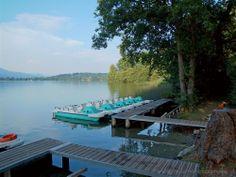 Lake Monate (Varese, Italy)