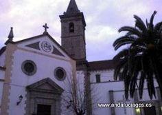 """#Córdoba - #Pozoblanco - Iglesia de Santa Catalina / 38º 22' 41"""" -4º 50' 58"""" / 38.378056, -4.849444 / Detalle portada. Junto al hospital de Jesús Nazareno, de estilo barroco."""