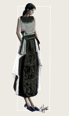 Main C. | Stefania Belmonte | fashion design