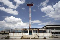 Abandonded Structures Of The World | Ellinikon International Airport