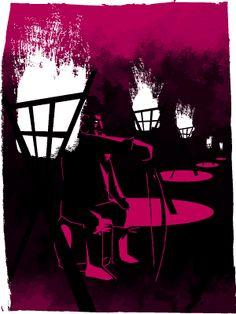 夏目漱石「夢十夜」第五夜
