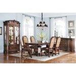 ART Furniture - Capri Double Pedestal Dining Room Set - ART-187221-2106-BS-TP-ROOM  SPECIAL PRICE: $2,442.00
