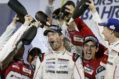 マーク・ウェバー、キャリア最後のレースを表彰台で飾る  [F1 / Formula 1]