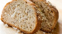 Make this Ikarian style bread in your own home with Dan Buettner's recipe. Blue Zones Recipes, Zone Recipes, Healthy Recipes, Healthy Foods, Healthy Junk, Healthy Eating, Healthy Heart, Diet Recipes, Clean Eating