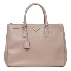 Prada Saffiano Double Zip Prada Saffiano, Cartier, Designer Handbags, Rolex, Chanel, Louis Vuitton, Zip, Luxury, Couture Bags