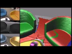 SemanticPaint: Interactive 3D Labelling and Learning at your Fingertips - YouTube