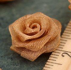 weaved copper