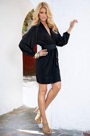 Fabulous little black dress in Winter 2012 from Boston Proper