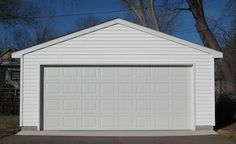 Estimating the cost of building a two car garage garage for Average square foot cost to build a garage