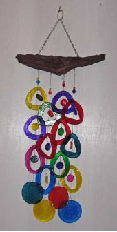 Unique Wind Chimes - Windchimes - Metal Wind Chimes