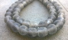 African Recycled Glass Beads10 mmAfrican Glass by RedEarthBeads
