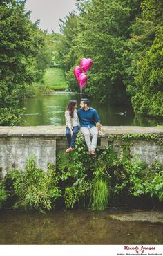 Balloons-over-the-river-engagement
