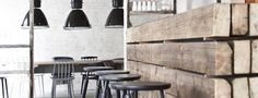 Host has fabulous inventive food that tickles your tastebuds in cool and stylish surroundings.