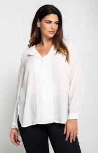 907abbbbee59 Μονόχρωμο παλτό με ζώνη — mat. XXL sizes — Γυναικεία Ρούχα