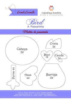 Apostila Gratuita Passarinha Bird 2