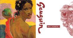 Gauguin Polynesia exhibit at Seattle Art Museum until April 29, 2012.