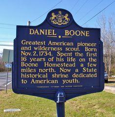 Daniel Boone Homestead - a photographic tour and descriptions