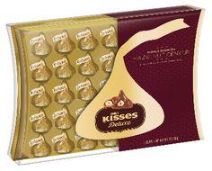 KISSES chocolate deluxe 090203K106