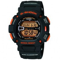 Available in Just @ $144.15 Browse Casio G-Shock watches for men & women at Direct bargains leading  online shopping store in Australia, Buy Casio G-Shock Mudman G-9000MX-8 G-9000MX-8DR Mudresist Mens Watch Model - G-9000MX-8DR with best deals, offer, Your shaving $90.17. Shipping FREE