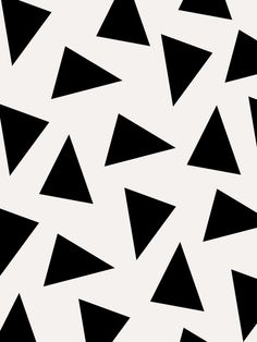 black triangle pattern II - Georgiana Paraschiv