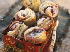 Weihnachtbrötchen auf schwedische Art - smarter - Zeit: 45 Min. | eatsmarter.de
