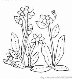 [转载]半立体狗和花(韩网)手描