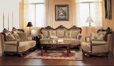 Traditionelle Stoff Sofas - Lounge Sofa Überprüfen Sie mehr unter http://loungemobel.com/61735/traditionelle-stoff-sofas/