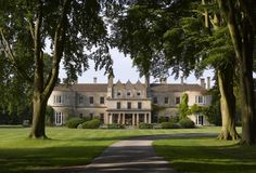 Lucknam Park hotel & spa in Wiltshire, United Kingdom