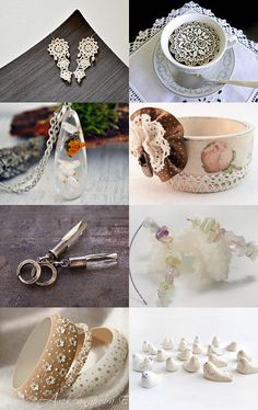 lace days by Olena on Etsy--Pinned with TreasuryPin.com